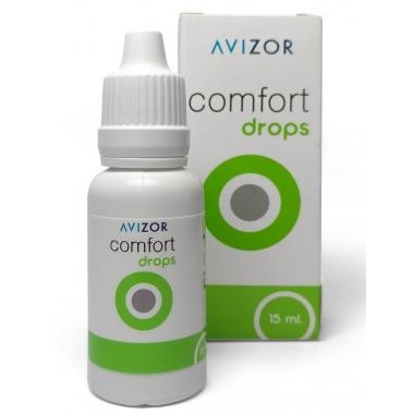 Капли для глаз Avizor Comfort Drops (15 мл.)