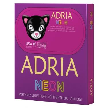 Контактные линзы Adria Neon (2 шт.)