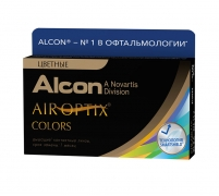 Контактные линзы Air Optix Colors (2 шт.)