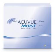 Контактные линзы 1-Day Acuvue Moist (180 шт.)