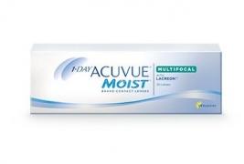 Контактные линзы 1-Day Acuvue Moist Multifocal (30 шт.)
