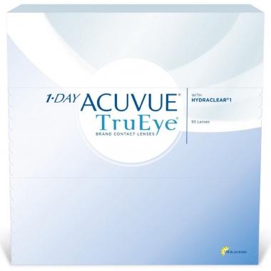 Контактные линзы 1-Day Acuvue Trueye (90 шт.)