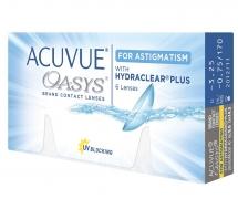 Контактные линзы Acuvue Oasys for Astigmatism (6 шт.)