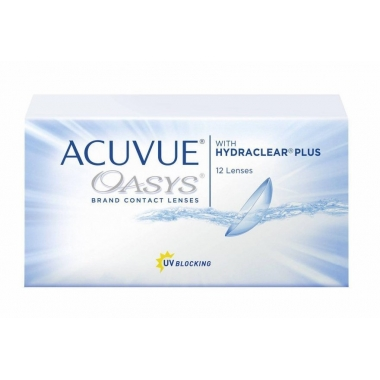 Контактные линзы Acuvue Oasys with Hydraclear (12 шт.)