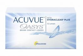 Контактные линзы Acuvue Oasys with Hydraclear (12 шт.)