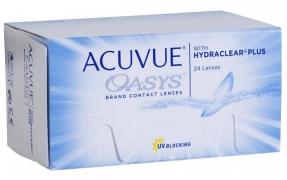 Контактные линзы Acuvue Oasys with Hydraclear (24 шт.)