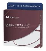 Контактные линзы Dailies Total (90 шт.)