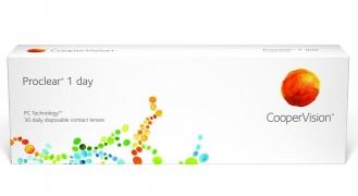 Контактные линзы Proclear 1 Day (30 шт.)