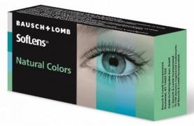 Контактные линзы Soflens Natural Colors  (2 шт.)