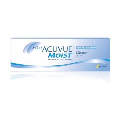 Контактные линзы 1-Day Acuvue Moist for Astigmatism (30 шт.)