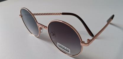 Круглые очки - стильный тренд из далекого прошлого